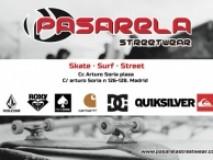 PASARELA STREETWEAR: presentación tienda ARTURO SORIA PLAZA @ KAPITAL YOUNG