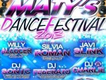 Discoteca MATY (Santiago de Compostela): MATY'S DANCE FESTIVAL 2013