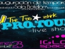 IGLOU SPACE (Ávila) : The Too Zhink Pro Tour