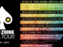PACHÁ REVOLUTION : Too Think Pro Tour 2012