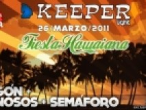 KEEPER LIGHT : Fiesta Hawaiana