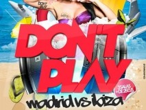 DON'T PLAY @ Sala MOOVE (CUENCA)