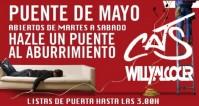 Noche, Puente de Mayo: RESIDENTE @ CATS