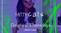 Noche: RESIDENTE @ MITTY CATS