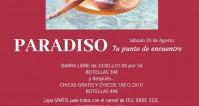 Noche: INVITADO @ PARADISO (Madrid)