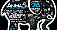 Noche: INVITADO @ ANIMALS (Sala Privé)