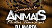 """INAUGURACIÓN """"ANIMALS EDM"""" @ Penólope (Madrid) : junto a DJ MARTA, MIGUEL SERNA & MIGUEL ROBLES"""