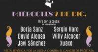 Noche: INVITADO @ MOVEMBER @ EL CHAPANDAZ