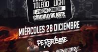 Tarde: INVITADO @ CÍRCULO DE ARTE (Toledo) -Madness Light