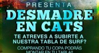 Noche : RESIDENTE @ CATS SUMMER NIGHTS 2013