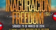 Tarde:  INVITADO @ Inauguración FREEDOM LIGHT (San Sebastián de los Reyes)