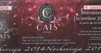 NOCHEVIEJA: RESIDENTE @ CATS