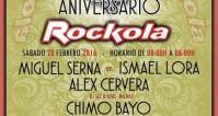 Noche: INVITADO @ ROCKOLA -37º Aniversario- (Sala La Riviera)  +  RESIDENTE @ MITTY (Cats)