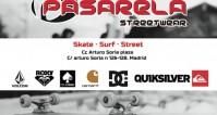 REPORTAJE PRESENTACIÓN de la nueva tienda PASARELA STREETWEAR